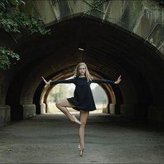 #Ballerina - @emi1881 in #ProspectPark #Brooklyn #NewYorkCity #ballerinaproject_ #ballerinaproject #ballet #dance