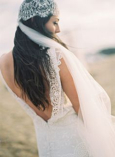 Wedding dress #wildgreens #bridal