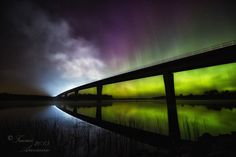 Window to the northern lights by Tuomo Arovainio on 500px