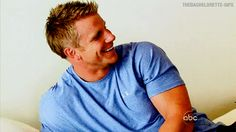 Sean Lowe. (seriously ladies, must click this link for some serious Sean beauty)