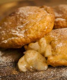 Recipe for Skillet Fried Apple Pie - Apple pie is an All-American classic. Now you can make that classic with an even more classical twist...using a cast-iron skillet! You may never go back to the frozen stuff ever again.