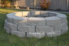57 Inspiring DIY Fire Pit Plans & Ideas to Make S'mores with Your Family