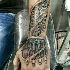 Bio mechanical tat  Bio mechanical tat
