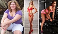 From obese to bikini model: 230lb woman loses half her weight