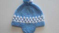 Kışın bebeğinizin kafasını ve kulaklarını oldukça sıcak tutacak tepeden başlamalı kulaklı bebek beresi yapımının anlatımı ile beraberiz.