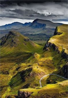Trotternish Ridge, I