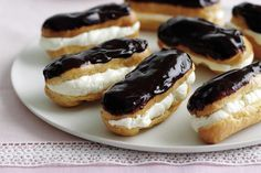 How to Make Chocolate Eclairs Like a French Pastry Chef