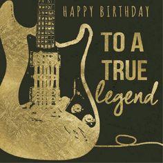 Happy Birthday To a true Legend
