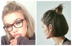"""Укладка стрижки на короткие волосы в модную прическу """"мальвина"""""""