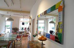 Cyrcus cemento, Bin lavagna e Paint T cemento @ObBject (Berger & Bommer), #Zurigo