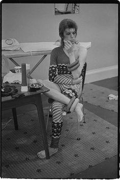 デヴィッド・ボウイ追悼。さまざまなヴィンテージ写真を紹介しているサイトVintage Everydayなどが、ボウイのレア写真を特集