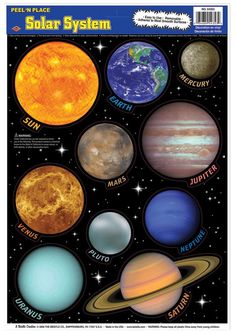 Printable Solar System Coloring Sheets for Kids ...