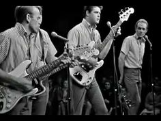 The Beach Boys - Surfer Girl ('64---50 years ago.....her's what the boys looked like...