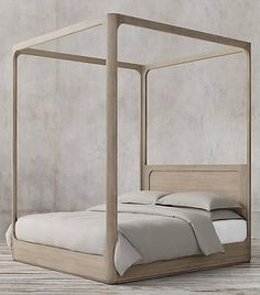 Canopy & Four- Poster Beds Canopy Bedroom, Bedroom Sets, Bedding Sets, Master Bedroom, Canopy Beds, Cool Furniture, Bedroom Furniture, White Furniture, Metal Furniture