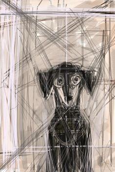 Dachshund Clube - Alberto Giacometti