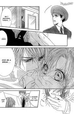 Read manga Rhapsody in Heaven 001 online in high quality