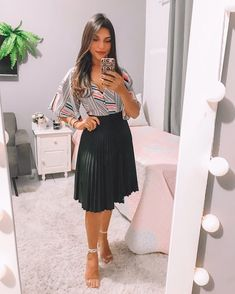 Cute Dresses, Tops, Shoes, Jewelry & Clothing for Women Modest Wear, Modest Outfits, Skirt Outfits, Classy Outfits, Modest Fashion, Trendy Outfits, Fashion Dresses, Cute Outfits, Work Outfits