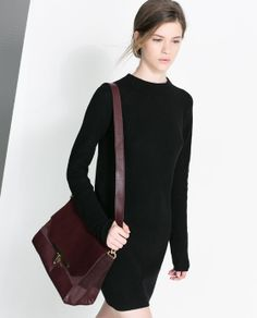 Image 4 of HIGH NECK DRESS from Zara £30