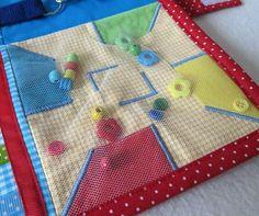 Actividad tela Junta terapia juguete los niños autistas