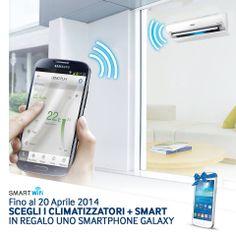 Batti il caldo sul tempo!! Climatizzatori #Samsung