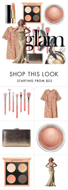 """""""Untitled #137"""" by bellezza95 ❤ liked on Polyvore featuring beauty, Chanel, Bdellium Tools, Paul Andrew, Naeem Khan, MAC Cosmetics and Mac Duggal"""