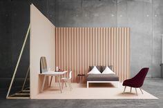 AMMAZING ROOMS — Dänisches Design at it's best