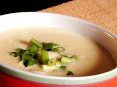 Esta receita de sopa creme é deliciosa. Muito fácil de fazer e agrada os gostos mais exigentes. Experimente que não vai se arrepender.
