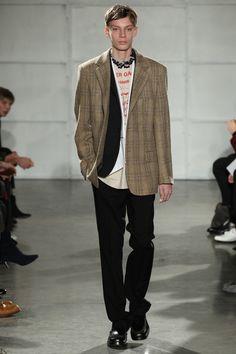 Raf Simons | Menswear - Autumn 2017 | Look 31