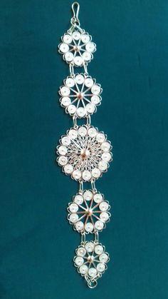 Filigree Jewelry, Silver Filigree, Silver Jewelry, Costume Jewelry, Jewerly, Diamond Earrings, Sterling Silver, Bracelets, Gold