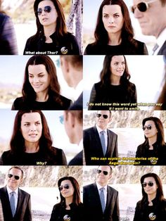 I love May and Coulson in the last photos