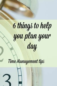 Plan ahead for the next day, save time and feel more in control of your life We all have the same 24 hours each day. In today's time management tip I share ideas to help you plan for the next day. Plus 6 areas you want to think about Eat Better, Time Management Strategies, How To Stop Procrastinating, Planning Your Day, Next Day, Day And Time, Stickers, Getting Things Done, Business Tips