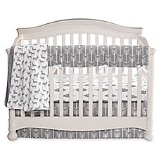image of Liz and Roo Woodland Crib Bedding Collection