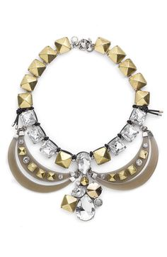 MARC BY MARC JACOBS 'Claude' Statement Necklace $169