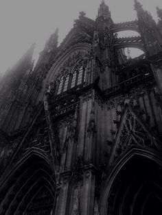 Gothic Cathedral in Cologne, Germany.