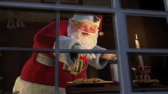 AtmosCheerFX Santa's Visit: Flatscreen TV and Projection Effects: Christ... Christmas And New Year, Christmas Home, Xmas, Digital Decorations, Tv Display, Surprise Visit, Wonderful Time, Flatscreen, North Pole