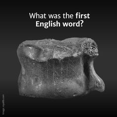 What Was the Earliest English Word? Discovery Channel Shows, Science Memes, Native American Artifacts, Never Stop Learning, English Words, Curiosity, Fun Facts, Medical Mnemonics, Languages