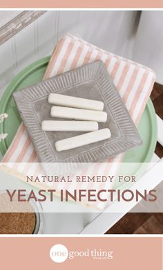 Valuable natural herbs for yeast infection candidiasis treatment consist of garlic oil, olive leaf extract, tea tree essential oil Holistic Remedies, Natural Health Remedies, Natural Cures, Natural Healing, Herbal Remedies, Natural Oils, Natural Products, Cold Remedies, Bloating Remedies