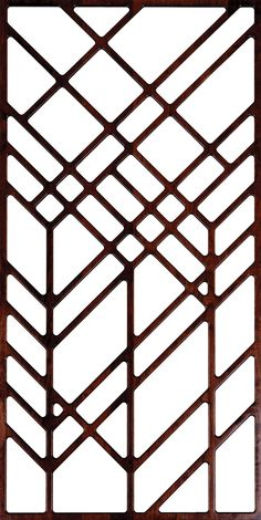 "Really cool ""grilles"", many patterns and sizes. Pinecrest, Inc. - Lightsmith Grilles"