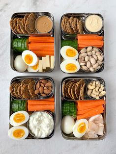 High Protein Lunch Ideas, Snack Boxes Healthy, Quick Healthy Lunch, Lunch Snacks, Healthy Meal Prep, Protein Healthy Meals, Easy Work Lunch Ideas, Healthy Lunchbox Ideas, Vegetarian Lunch Ideas For Work