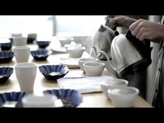 The Blue Bottle Craft of Coffee Book Trailer