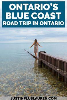 Ontario Lake, Ontario Beaches, Alberta Canada, Canadian Travel, Canadian Rockies, Canada Vancouver, Ontario Travel, Road Trip Adventure, Lake Huron