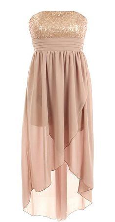 Golden Truffle Dress
