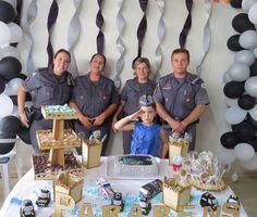#Polícia: Policiais Militares realizam festa surpresa a uma criança