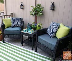 Patio Deck Decorating Ideas