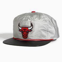NBA팀 시카고 불스 로고 스냅백