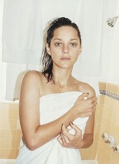 Marion Cotillard photographed by Jurgen Teller #beauty #celebrity