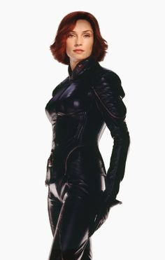 Famke Janssen as Jean Grey / Phoenix: X-Men: The Last Stand