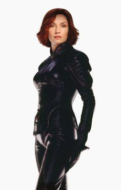 Famke Janssen as Jean Grey / Phoenix: X-Men: The Last Stand