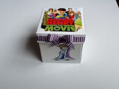 Horrid Henry Container, Box, Cards, Snare Drum, Boxes, Map