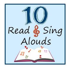 10 Read {and Sing} Alouds | The Homeschool Village